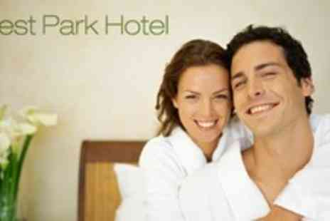 Forest Park Hotel - One Nights For Two With Three Course Meal, Cream Tea and Breakfasts - Save 53%