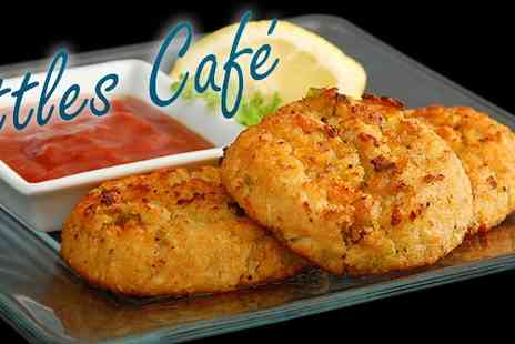 Vittles Bistro - Local Fare for Two - Save 50%