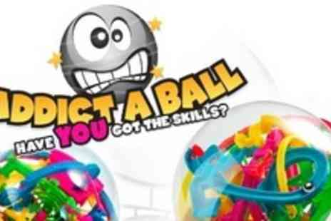 Addict A Ball - Two Addict A Ball Mazes - Save 50%