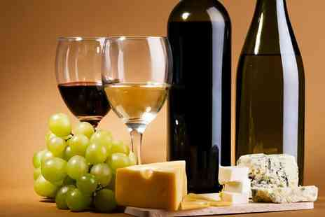 The Wrens Hotel - Cheese and wine tasting session for two  - Save 54%