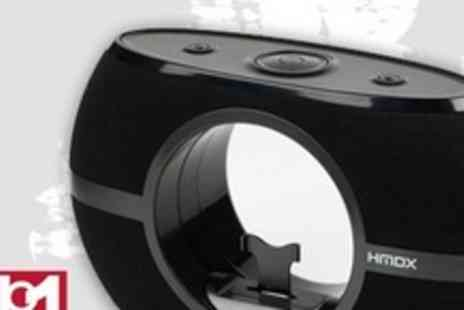 No1Deals4You - Rotating MP3 Player Dock Speakers - Save 61%