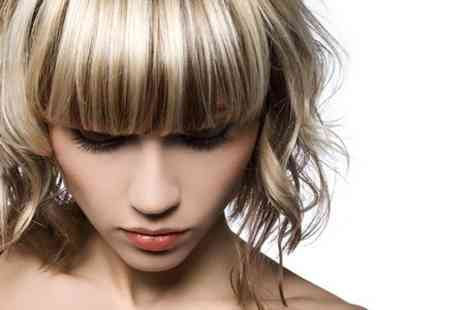Shamin's Hair and Beauty Parlour - Cut and Blow Dry With Highlights or Tint - Save 66%