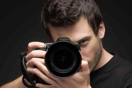 Lincoln School of Photography - Three Hour Course - Save 74%