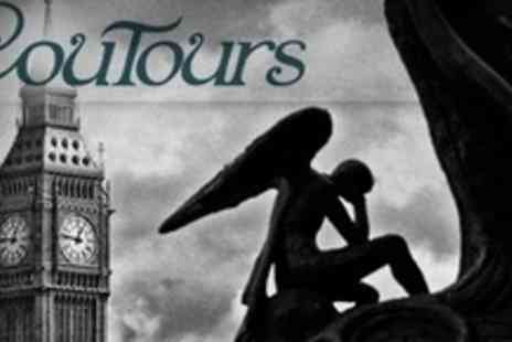 Coutours - City Of The Dead Tour of London - Save 67%