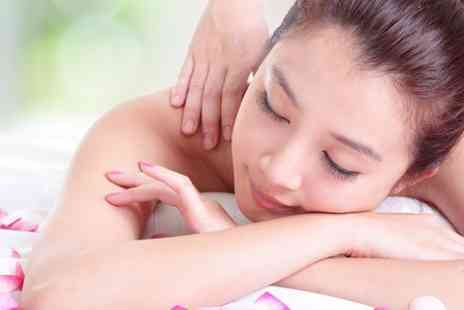 The Beauty and Therapy Shop - Body Wrap and Bespoke Facial - Save 75%