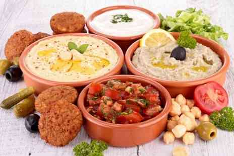 Istanbull Bistro - Turkish Meze Meal With Glass of Sparkling Wine - Save 50%