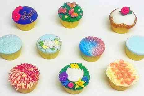 Corteil&barratt - Cupcake Decorating Class - Save 36%