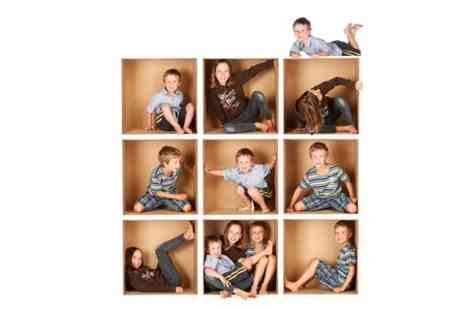 Photo Stoke - Family Photoshoot With Ten Prints - Save 40%