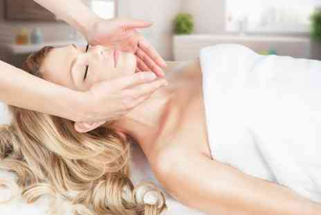 The Pamper Parlour - Swedish Massage With Collagen Facial and Full Body Scrub - Save 51%