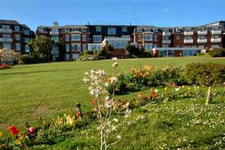 The Devoncourt Hotel - In Exmouth Two Nights For Two - Save 41%
