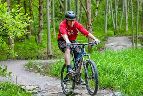 The National Cycling Centre - Hour Long Mountain Bike Session with Bike Hire - Save 50%