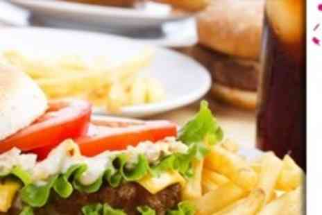 Mango Lounge - Burgers Plus Sharing Platter and Cocktails For Four - Save 80%