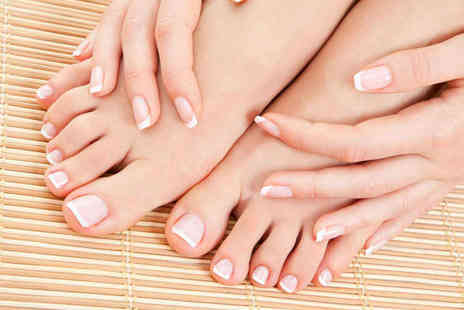 Marias Hair & Beauty - Gel Fingers and Toes or Choice of Gel Fingers or Toes - Save 68%