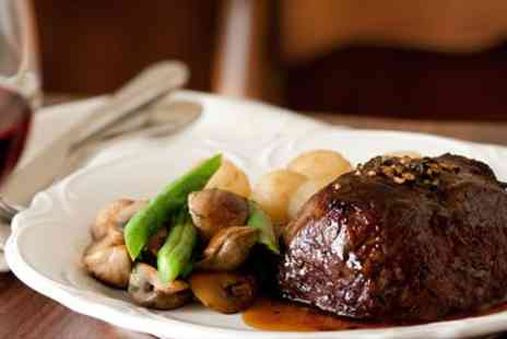 The Lavender Restaurant - Steak Dinner & Cocktails for 2 - Save 48%