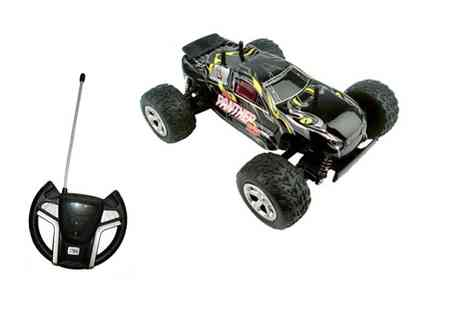 Find Me a Gift - Choice of Two Remote Controlled Trucks - Save 50%