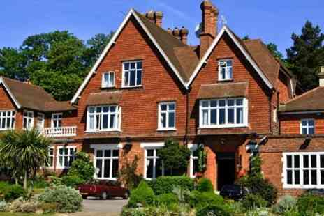 Headley Park Hotel - One night Stay Rural Hampshire getaway for two - Save 40%