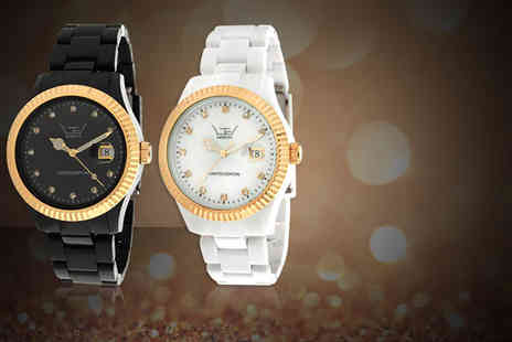 WatchesRUs - Waterproof LTD silicone watch in a range of colours - Save 82%