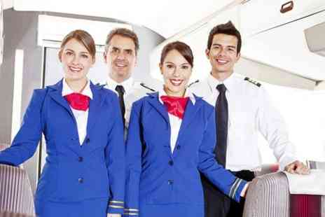 Cabin Crew Diploma - Cabin Crew Online Diploma Course - Save 95%