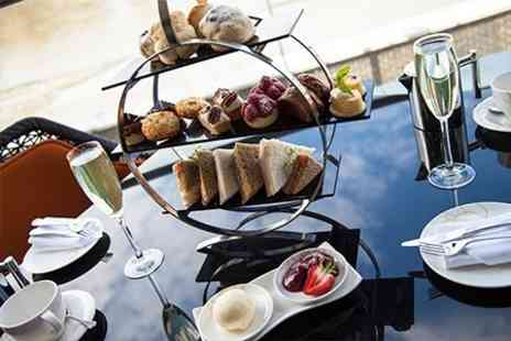 Hotel Verta - Afternoon Tea With Champagne For Two - Save 52%
