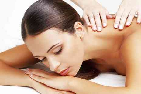 divine hair and beauty - Massage or Reflexology - Save 60%