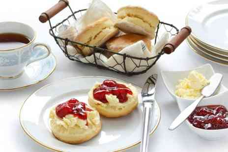 Langrish House - Afternoon Tea For Two Plus Champagne - Save 20%