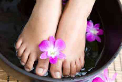 The Orchid Beauty Therapy - Reflexology Massage and Luxury Pedicure - Save 60%