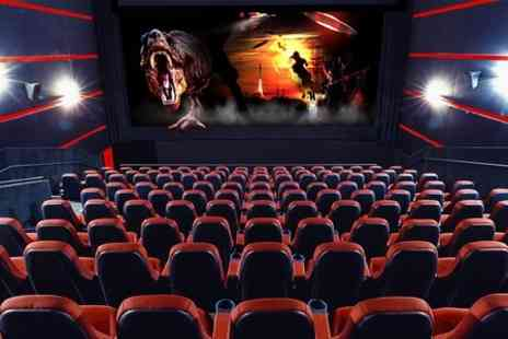 6D Cinema Bournemouth - 6D Cinema Viewing Experience With Two Films For Two - Save 50%