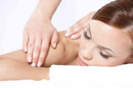 Adore Your Smile - Choice of One Hour Massage Plus Facial - Save 65%