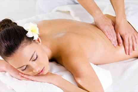 The Hares Clinic - One Hour Sports Massage Osteopathy or Acupuncture Session - Save 63%