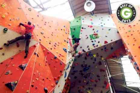Reading Climbing Centre - Taster Session For Two - Save 68%