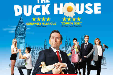 Vaudeville Theatre - Tickets to The Duck House Starring Ben Miller - Save 51%