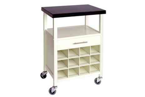 Irof Designs - Choice of Three Kitchen Trolleys - Save 47%