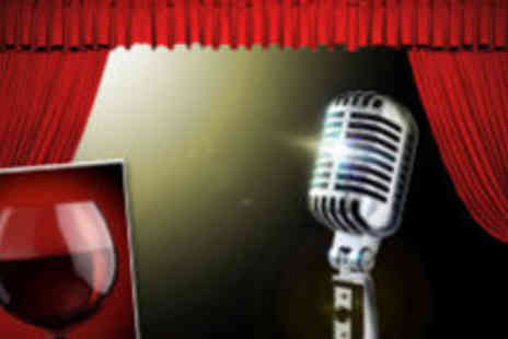Hot Water Comedy Club - Comedy night for two - Save 63%