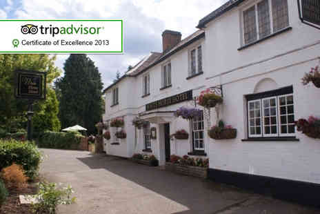 The White Horse Hotel - Two night stay for 2 including breakfast - Save 45%
