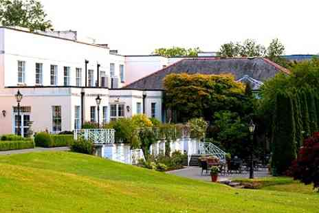 The Nuremore Hotel & Country Club - One night  Stay in four star For Two - Save 49%