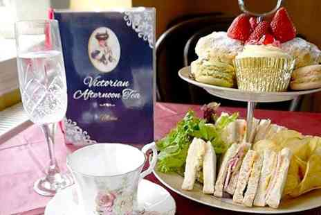 D.H. Lawrence Heritage Centre - Chocolate Afternoon Tea for Two - Save 55%