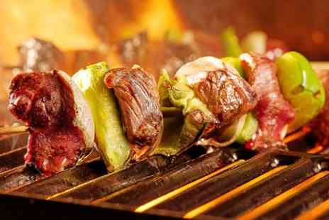 Rodizio Rico - All You Can Eat Brazilian BBQ and Caipirinha - Save 42%