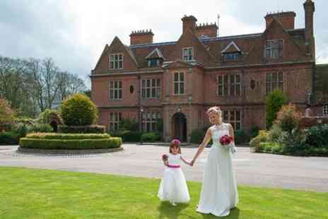 Horwood House - Wedding Package For 50 Day and 80 Evening Guests - Save 51%