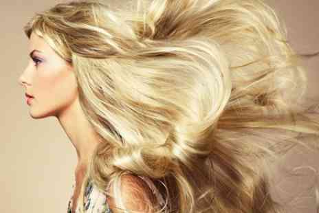 Saint Salons - Cut and Blow Dry - Save 58%