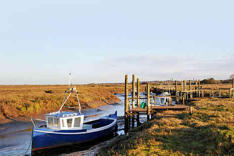 The Old Coach House - Designer Hotel on the North Norfolk Coast - Save 48%