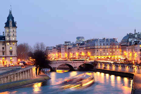 LEdmond Hotel - See the Paris Lights Glow this Autumn or Winter - Save 44%
