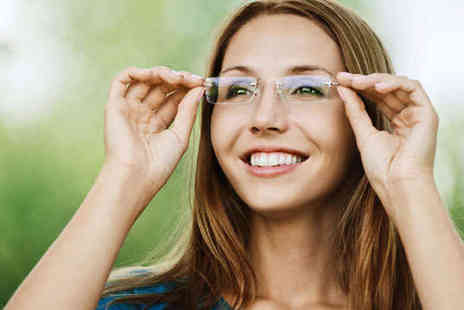 Conlons Opticians - Eye Test plus Spend Towards Complete Glasses - Save 78%