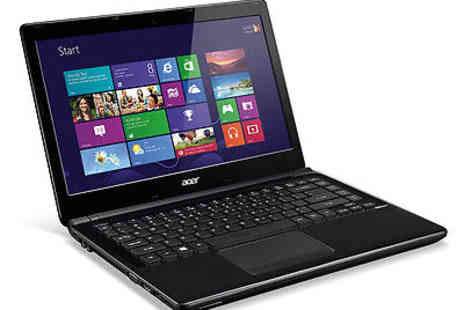 dabs_outlet - Acer Aspire  E1 14Pentium 2117U 1.8GHz 4GB RAM 500GB HDD Windows 8 Notebook - Save 20%