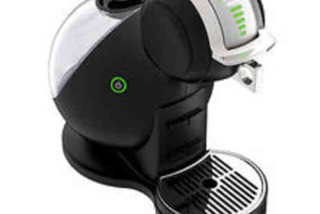 tefal_store - Krups KP230840 Nescafe Dolce Gusto Melody 3 Pod Coffee Machine Black Flow Stop - Save 72%