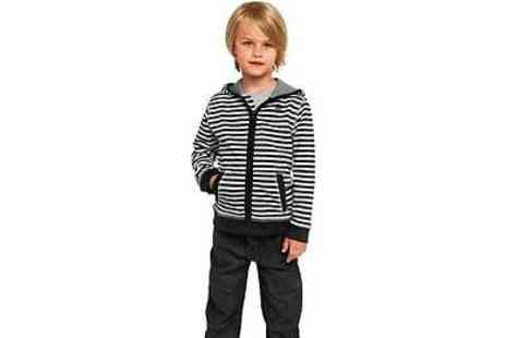 argos - Emma Bunton Boys Striped Hoodie - Save 80%