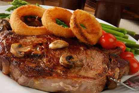 The Sirloin Pub - Food voucher for two - Save 50%