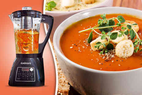 Easylife Group - Cucinare soup maker - Save 39%