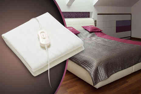Tool time - Single electric blanket - Save 38%