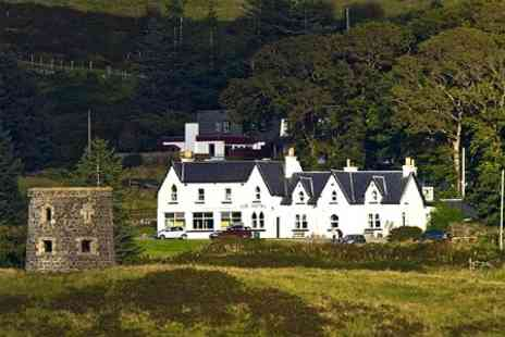 Uig Hotel - One Nights For Two With Breakfast and Afternoon Tea - Save 45%