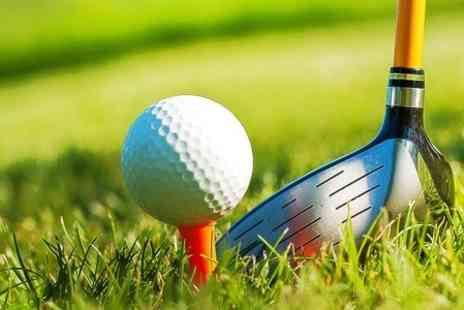 Garry Moore Euro Pro Tour - Golf Lessons  - Save 55%